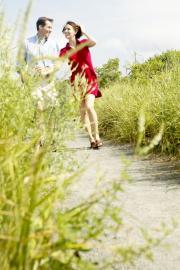 ciąża spacer
